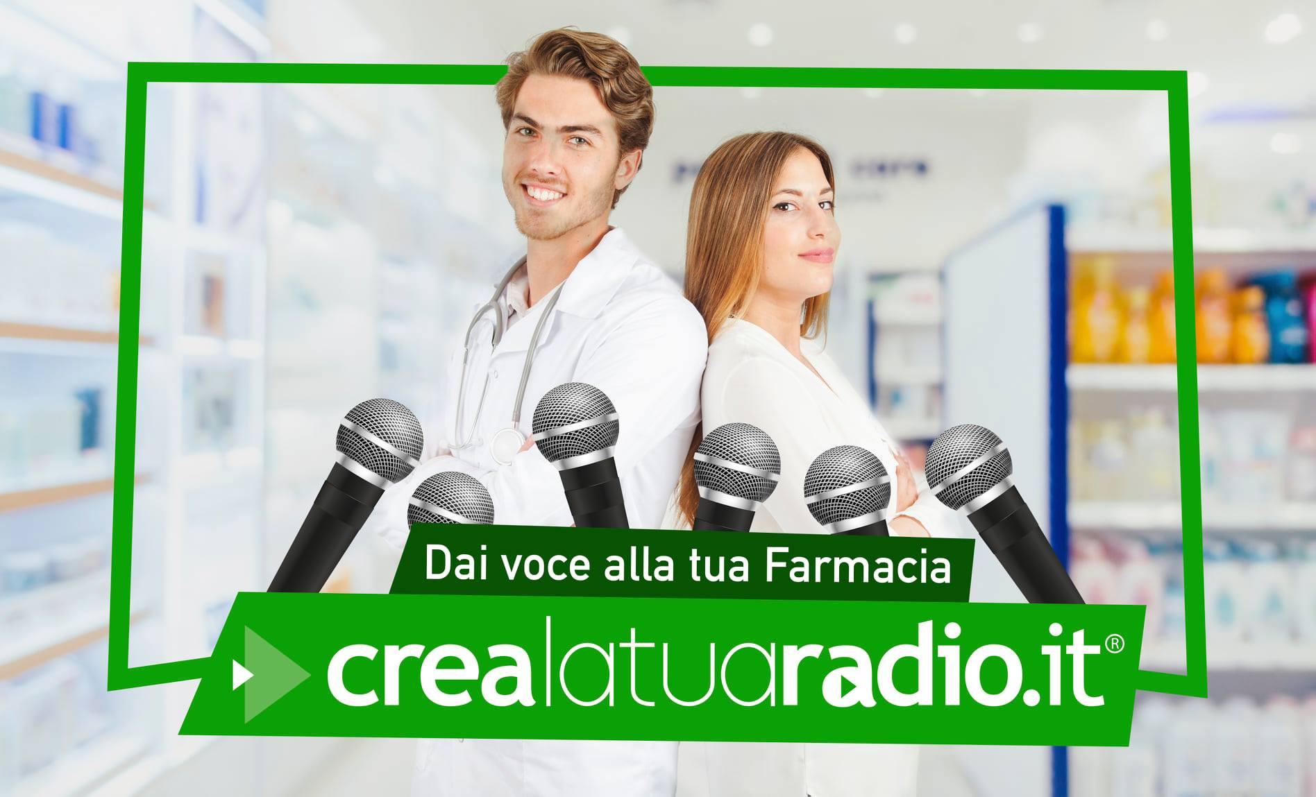 servizio radio in farmacia